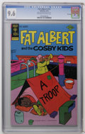 Bronze Age (1970-1979):Cartoon Character, Fat Albert #13 File Copy (Gold Key, 1976) CGC NM+ 9.6 Off-white towhite pages. Overstreet 2006 NM- 9.2 value = $18. CGC cen...