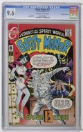 Bronze Age (1970-1979):Horror, Ghost Manor #13 Don Rosa Collection pedigree (Charlton, 1970) CGCNM+ 9.6 Off-white to white pages. Steve Ditko art. Overstr...