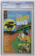 Bronze Age (1970-1979):Cartoon Character, Hardy Boys #3 File Copy (Gold Key, 1970) CGC NM 9.4 White pages.Partial photo cover. Overstreet 2006 NM- 9.2 value = $35. C...