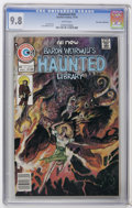 Bronze Age (1970-1979):Horror, Haunted #24 Don Rosa Collection pedigree (Charlton, 1975) CGC NM/MT9.8 White pages. Tom Sutton cover. Tony Williamson art. ...