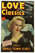 "Golden Age (1938-1955):Romance, Love Classics #2 Davis Crippen (""D"" Copy) pedigree (Marvel, 1950)Condition: VF/NM. Virginia Mayo photo cover. Overstreet 20..."