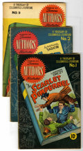 Golden Age (1938-1955):Classics Illustrated, Stories by Famous Authors Illustrated #1-9 Group (Seaboard Pub.,1950 ). An almost-complete run of the series that includes ...(Total: 9 Comic Books)
