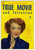 Golden Age (1938-1955):Miscellaneous, True Movie and Television #4 (Toby Publishing, 1951) Condition: VF+. Jane Powell photo cover. Overstreet 2006 VF 8.0 value =...