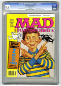 """Magazines:Humor, Mad Special #85 (EC, 1993) CGC NM+ 9.6 White pages. Includes """"Spyvs. Spy"""" planes. Richard Williams cover. CGC notes, """"Manuf..."""