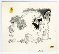 "Paul Coker Jr. - Mad #109 Illustration Original Art, Group of 10 (EC, 1967). Paul Coker illustrates the feature, ""H..."