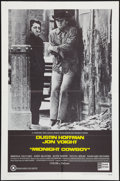 "Movie Posters:Academy Award Winners, Midnight Cowboy (United Artists, 1969). One Sheet (27"" X 41""). X-Rated Style. Academy Award Winners.. ..."