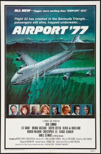 "Airport '77 (Universal, 1977). One Sheet (27"" X 41""). Thriller"