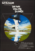 "Movie Posters:Science Fiction, The Man Who Fell to Earth (Lion International,1976). British OneSheet (27"" X 39.5""). Science Fiction.. ..."