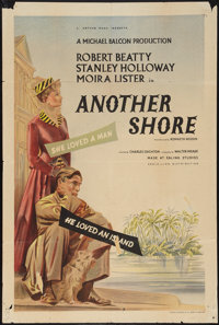 "Another Shore (Eagle-Lion, 1948). British One Sheet (27"" X 40""). Comedy"