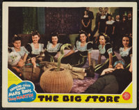"The Big Store (MGM, 1941). Lobby Card (11"" X 14""). Comedy"