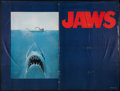 "Movie Posters:Horror, Jaws (Universal, 1975). Subway (45"" X 59""). Advance. Horror.. ..."