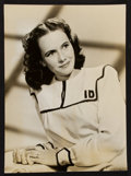 "Movie Posters:Comedy, Teresa Wright in Casanova Brown (RKO, 1944). Portrait Photo (9.5"" X 13""). Comedy.. ..."