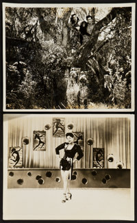 """Dangerous Secrets and Others Lot (Grand National, 1938). Lobby Cards (13) (11"""" X 14"""") and Lobby Card Sets of 4..."""
