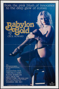 """Movie Posters:Adult, Babylon Gold & Other Lot (New York Releasing, 1983). One Sheets (2) (27"""" X 41""""). Adult.. ... (Total: 2 Items)"""