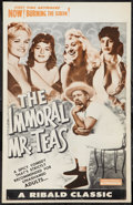 "Movie Posters:Sexploitation, The Immoral Mr. Teas (Pad-Ram Enterprises, 1959). Special Poster(14"" X 22""). Sexploitation.. ..."