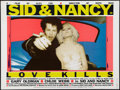 "Movie Posters:Drama, Sid & Nancy (Samuel Goldwyn, 1986). British Quad (30"" X 40""). Drama.. ..."