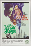 "Movie Posters:Thriller, The Money Jungle & Other Lot (Feature Film Corporation ofAmerica, 1967). One Sheets (2) (27"" X 41""). Flat Folded.Thriller.... (Total: 2 Items)"