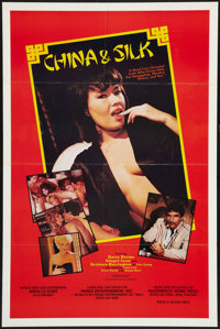 "China & Silk & Other Lot (Miracle Films, 1984). One Sheets (2) (27"" X 41""). Adult. ... (Total:..."