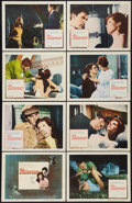 """Movie Posters:Thriller, The Collector (Columbia, 1965). Lobby Card Set of 8 (11"""" X 14""""). Thriller.. ... (Total: 8 Items)"""