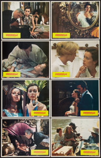 """Emmanuelle (Columbia, 1975). Lobby Card Set of 8 (11"""" X 14""""). Adult. ... (Total: 8 Items)"""