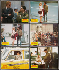 """Taxi Driver (Columbia, 1976). Lobby Cards (11) (11"""" X 14""""). Crime. ... (Total: 11 Items)"""