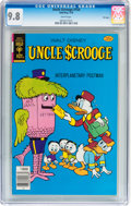Bronze Age (1970-1979):Cartoon Character, Uncle Scrooge #154 File Copy (Gold Key, 1978) CGC NM/MT 9.8 Whitepages....