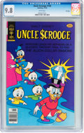Bronze Age (1970-1979):Cartoon Character, Uncle Scrooge #158 File Copy (Gold Key, 1978) CGC NM/MT 9.8 Whitepages....