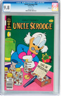 Bronze Age (1970-1979):Cartoon Character, Uncle Scrooge #160 File Copy (Gold Key, 1979) CGC NM/MT 9.8 Whitepages....