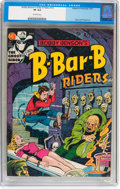 Golden Age (1938-1955):Horror, Bobby Benson's B-Bar-B Riders #14 (Magazine Enterprises, 1952) CGCVF 8.0 Off-white pages....