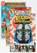 Modern Age (1980-Present):Superhero, Legion of Super-Heroes Group (DC, 1979-86) Condition: AverageVF.... (Total: 83 Comic Books)