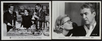 "James Stewart in Vertigo and Other Lot (Paramount, 1958). Photos (2) (8"" X 10""). Hitchcock. ... (Total: 2 Item..."