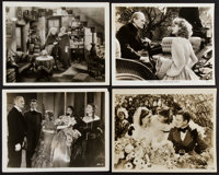 "Greta Garbo Lot (MGM, 1930-1936). Photos (4) (8"" X 10""). Photo. ... (Total: 4 Items)"