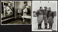 """Movie Posters:Comedy, Laurel and Hardy Lot (MGM, 1932). Keybook Photo and Photo (8.25"""" X10"""" and 7.25"""" X 9.5""""). Comedy.. ... (Total: 2 Items)"""