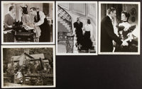 "Katharine Hepburn Lot (Various, 1933-1938). Photos (4) (8"" X 10""). Miscellaneous. ... (Total: 4 Items)"