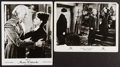 "Movie Posters:Photo, Greta Garbo Lot (MGM, R-1950 and 1952). German Photos (2) (8"" X10""). Photo.. ... (Total: 2 Items)"