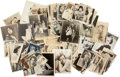 Memorabilia:Movie-Related, Vintage Movie Star Photo Group (1920s-60s)....