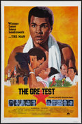 "Movie Posters:Sports, The Greatest (Columbia, 1977). One Sheet (27"" X 41""). Flat Folded. Sports.. ..."
