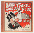 Platinum Age (1897-1937):Miscellaneous, Barney Google and Spark Plug #4 (Cupples & Leon, 1936) Condition: FN....