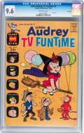 Silver Age (1956-1969):Cartoon Character, Little Audrey TV Funtime #2 File Copy (Harvey, 1962) CGC NM+ 9.6 Off-white pages....