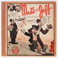 Platinum Age (1897-1937):Miscellaneous, Mutt and Jeff Book 10 (Cupples & Leon, 1925) Condition: VG+....