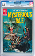 Silver Age (1956-1969):Adventure, Mysterious Isle #1 File Copy (Dell, 1963) CGC NM+ 9.6 Off-white to white pages....