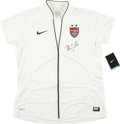 Miscellaneous Collectibles:General, Hope Solo Signed Jersey....