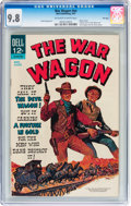 Silver Age (1956-1969):Western, Movie Classics: The War Wagon #nn File Copy (Dell, 1967) CGC NM/MT9.8 Off-white to white pages....