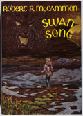 Books:Horror & Supernatural, Robert R. McCammon. SIGNED/LIMITED. Swan Song. Dark Harvest,1989. First hardcover edition, first printing. Limite...