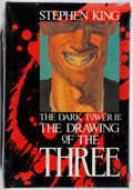 Books:Horror & Supernatural, Stephen King. The Dark Tower II: The Drawing of the Three. Hampton Falls: Grant, [1987]. First edition, first pr...