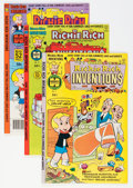 Bronze Age (1970-1979):Cartoon Character, Richie Rich Inventions #1-26 File Copy Group (Harvey, 1977-82)Condition: Average NM-.... (Total: 81 Comic Books)