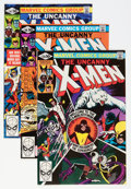 Modern Age (1980-Present):Superhero, X-Men #139, 146, and 147 Group (Marvel, 1980-81) Condition: AverageNM.... (Total: 14 Comic Books)