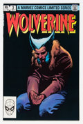 Modern Age (1980-Present):Superhero, Wolverine Limited Series #3 Group (Marvel, 1982) Condition: AverageNM.... (Total: 16 Comic Books)