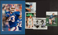 Miscellaneous Collectibles:General, Misc. Sports Stars Signed Photographs Lot of 5....