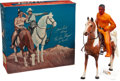 """Baseball Cards:Sets, Vintage Hartland - """"Tonto"""" With Box - The First Version. ..."""